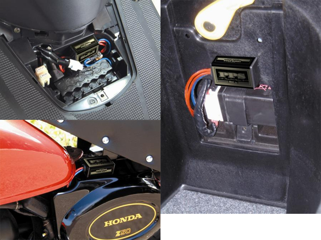 【TRICK STAR】PPS 電系穩定強化系統 (迷你車專用)金色 - 「Webike-摩托百貨」