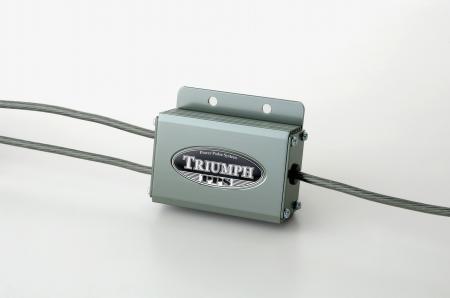【TRICK STAR】PPS DX電系穩定強化系統 Ver. For TRIUMPH  - 「Webike-摩托百貨」