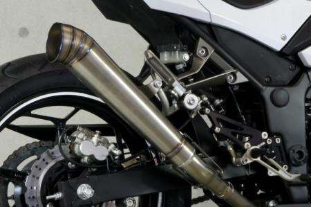 【TRICK STAR】雷神(長) 競賽型排氣管尾段  - 「Webike-摩托百貨」