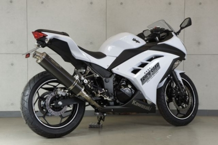 【TRICK STAR】競賽型排氣管尾段 - 「Webike-摩托百貨」