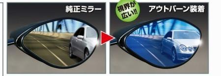 【TRICK STAR】高速公路專用(後視鏡廣角鏡片) - 「Webike-摩托百貨」