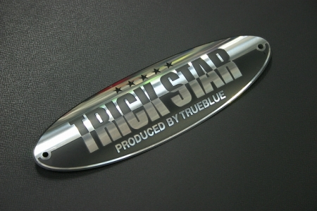 【TRICK STAR】TRICK STAR銘牌 - 「Webike-摩托百貨」