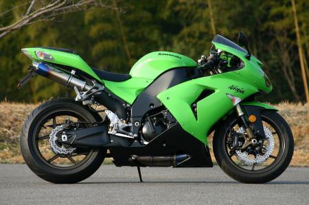 【TRICK STAR】Racing單尾管型式排氣管尾段 - 「Webike-摩托百貨」