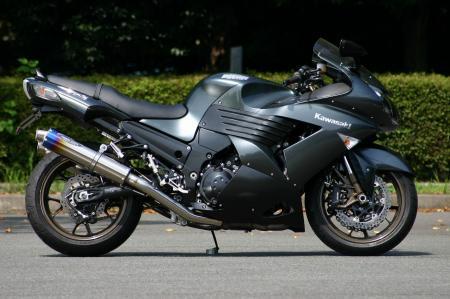 【TRICK STAR】RACING機械加工彎管排氣管尾段 - 「Webike-摩托百貨」