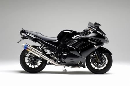 【TRICK STAR】Racing Well de Craft 排氣管尾段 (橢圓型消音器) - 「Webike-摩托百貨」