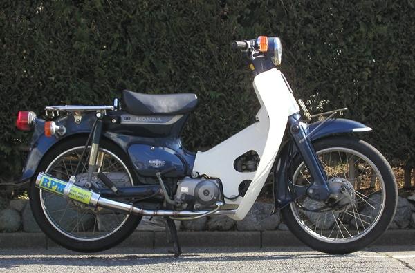 【RPM】RPM-80全段排氣管 - 「Webike-摩托百貨」