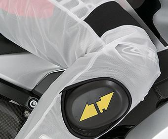 【RS TAICHI】競賽型 成套雨衣 - 「Webike-摩托百貨」