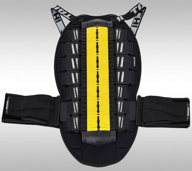 【RS TAICHI】CE FLEX 護背板 - 「Webike-摩托百貨」