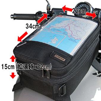 【RS TAICHI】基本型油箱包(L).12 - 「Webike-摩托百貨」