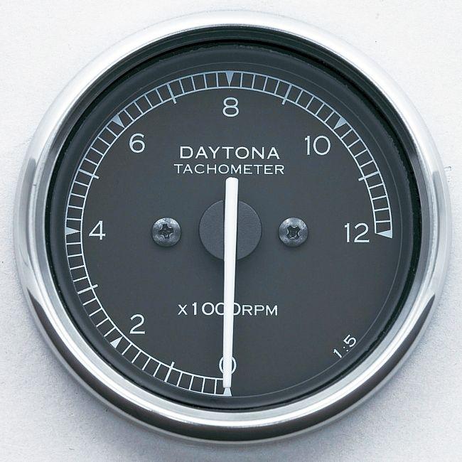 【DAYTONA】機械式轉速儀錶(LED照明) - 「Webike-摩托百貨」