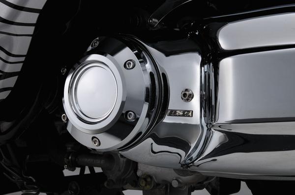 【DAYTONA】傳動用空氣導管蓋 - 「Webike-摩托百貨」