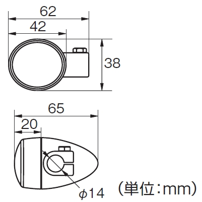【DAYTONA】新型LED方向燈 Revolver方向燈 - 「Webike-摩托百貨」