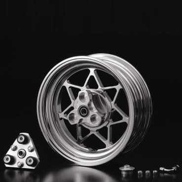 【DAYTONA】Seven Star 10吋鍛造鋁合金輪框 - 「Webike-摩托百貨」