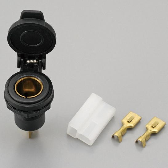 【DAYTONA】Spatula Type 點煙器插頭 - 「Webike-摩托百貨」