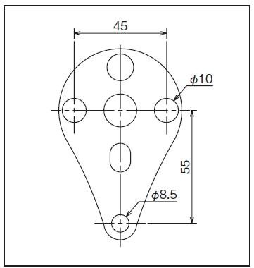 【DAYTONA】儀錶減震支架 - 「Webike-摩托百貨」