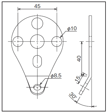 【DAYTONA】防震儀錶支架 - 「Webike-摩托百貨」