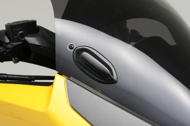 【DAYTONA】選配後視鏡支架面板 - 「Webike-摩托百貨」