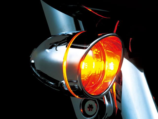【DAYTONA】擋板式方向燈燈殼套件 - 「Webike-摩托百貨」