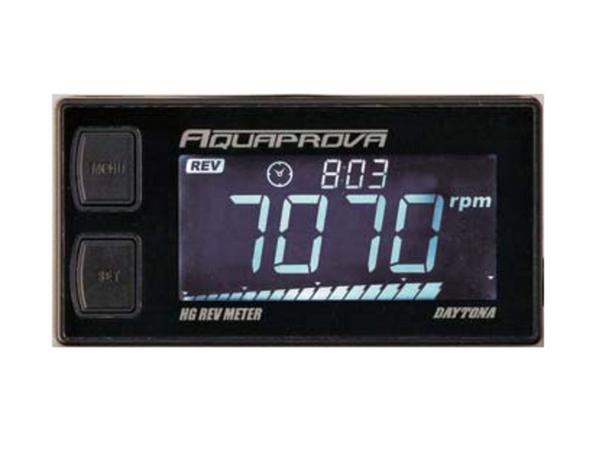 【DAYTONA】AQUAPROVA HG REV METER 防水數位儀錶 - 「Webike-摩托百貨」