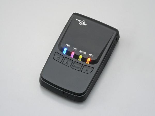MOTO GPS Radar