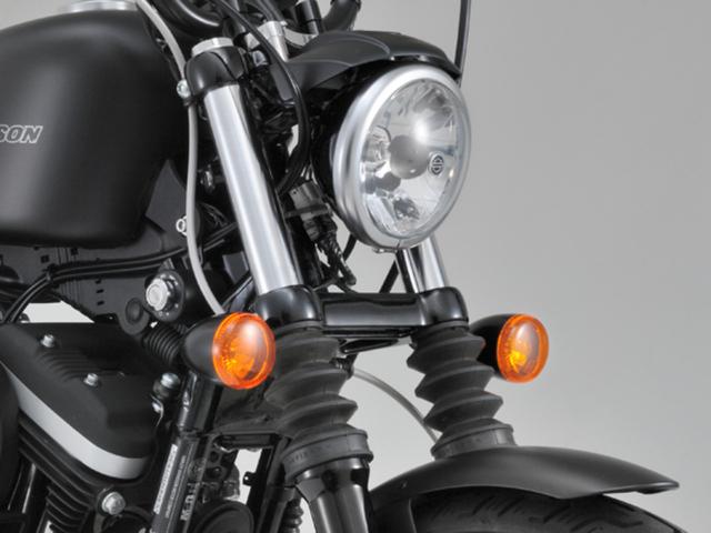 【DAYTONA】前方向燈位移套件 - 「Webike-摩托百貨」