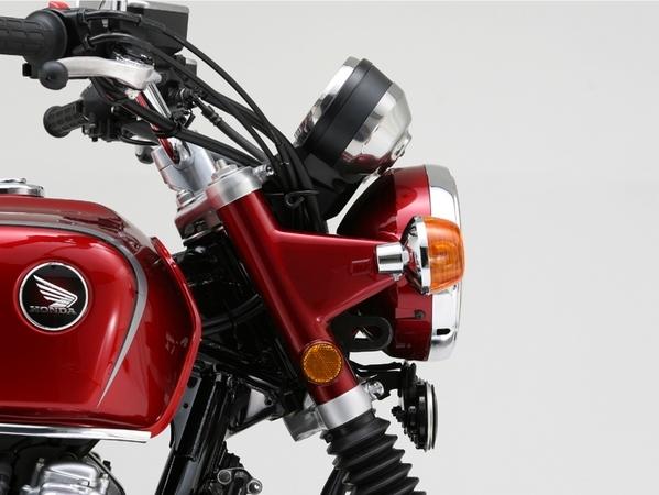 【DAYTONA】K0 LOOK頭燈支架護蓋 - 「Webike-摩托百貨」