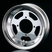 【DAYTONA】無內胎加寬鋁合金輪框 - 「Webike-摩托百貨」