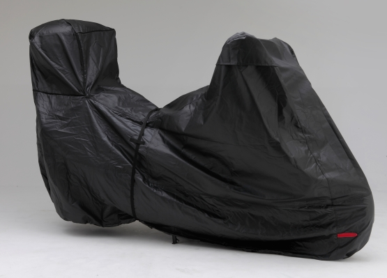 【DAYTONA】高品質黑色摩托車罩 - 「Webike-摩托百貨」