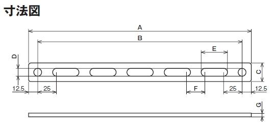 【DAYTONA】通用型支架 平面型 - 「Webike-摩托百貨」