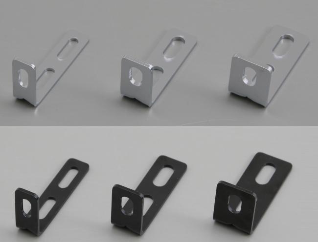 【DAYTONA】通用型支架 彎角型 - 「Webike-摩托百貨」