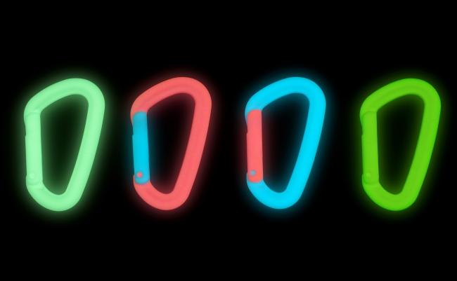 【HenlyBegins】夜光吊環式手套固定束繩 - 「Webike-摩托百貨」