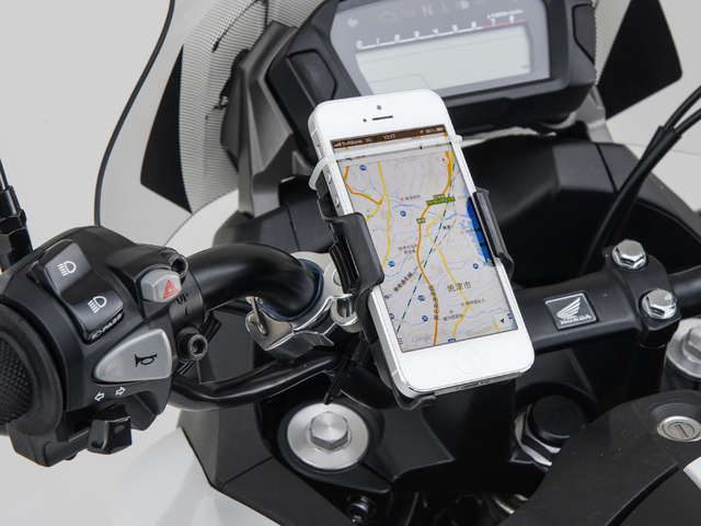 Smartphone Holder for Motorcycle