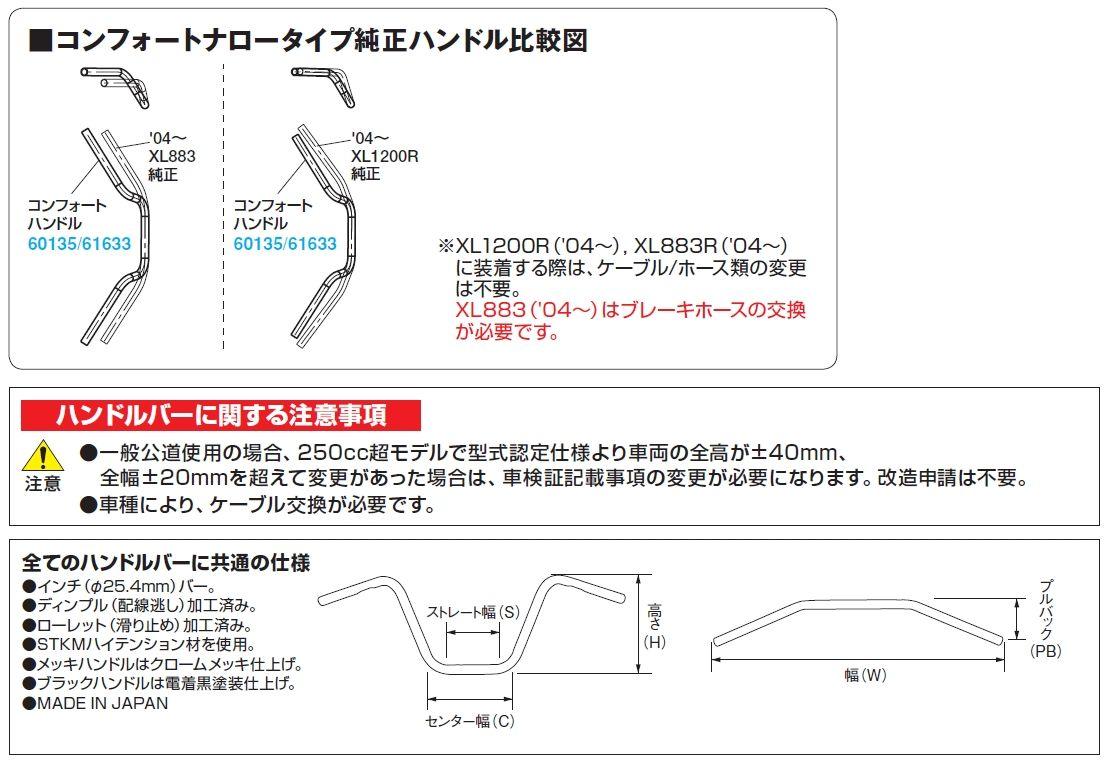 【DAYTONA】把手(XL1200C SPORTSTER 1200系專用) - 「Webike-摩托百貨」