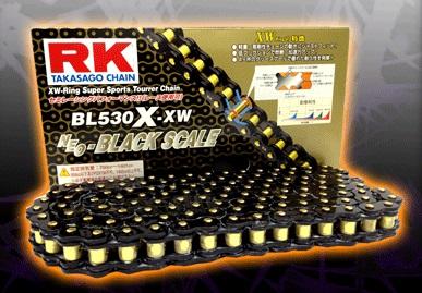 【RK】BL Black Scale 系列 鍊條 (BL520RXW) - 「Webike-摩托百貨」