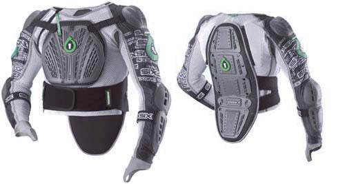 【661】專業全套式護甲 - 「Webike-摩托百貨」