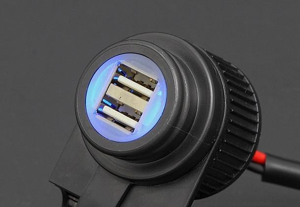 【PMC】USB充電器 - 「Webike-摩托百貨」