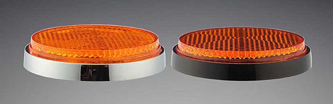 【PMC】Z1/Z2 側面反光片 (電鍍邊框) - 「Webike-摩托百貨」