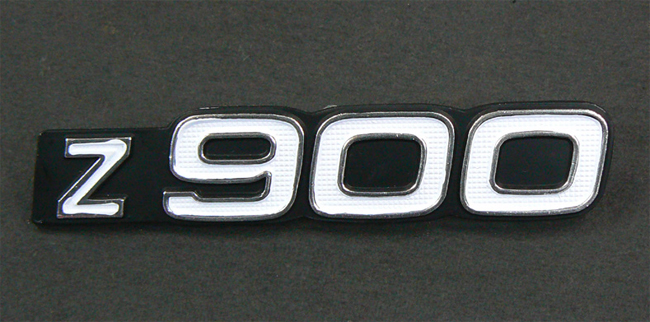 【PMC】側蓋銘版 Z900用 - 「Webike-摩托百貨」