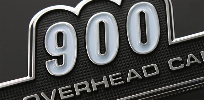 【PMC】初期型900銘版 附快速螺帽 - 「Webike-摩托百貨」