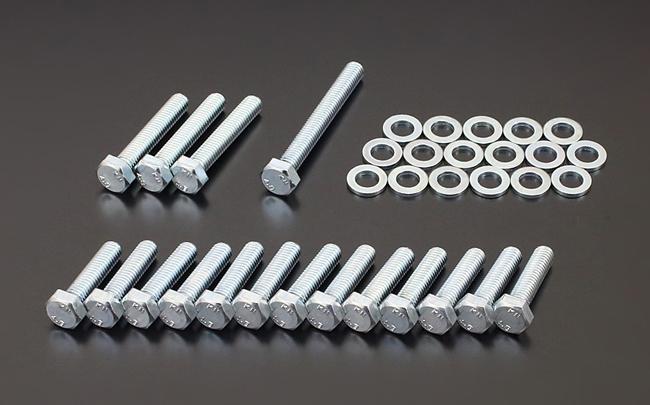 【PMC】Z/KZ系 引擎外蓋螺絲組 油底殼螺絲 標準型 - 「Webike-摩托百貨」