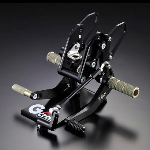 【G-Craft】3P腳踏後移套件 鼓式煞車專用(不含專用支架) - 「Webike-摩托百貨」