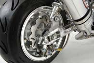 【G-Craft】超寬版碟式煞車後輪鼓 - 「Webike-摩托百貨」