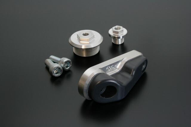 【G-Craft】引擎左側保護塊 - 「Webike-摩托百貨」