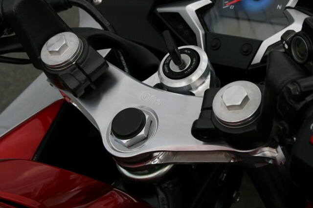 【G-Craft】鋁合金上三角台 - 「Webike-摩托百貨」