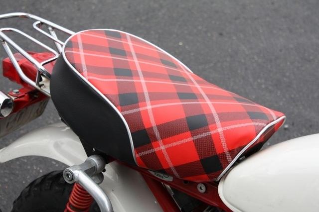 【G-Craft】改裝座墊用坐墊皮 - 「Webike-摩托百貨」