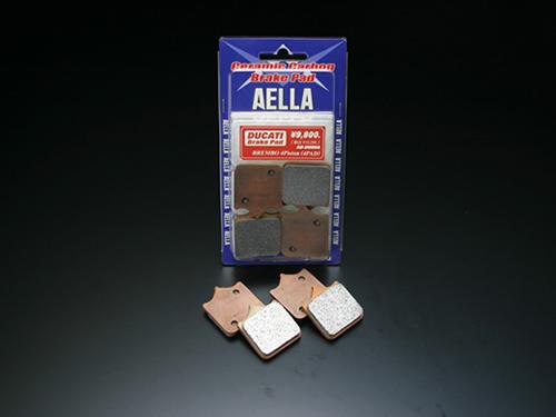 【AELLA】陶瓷 碳纖維 煞車 皮(碟式煞車) - 「Webike-摩托百貨」