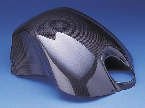【AELLA】碳纖維油箱保護蓋 - 「Webike-摩托百貨」