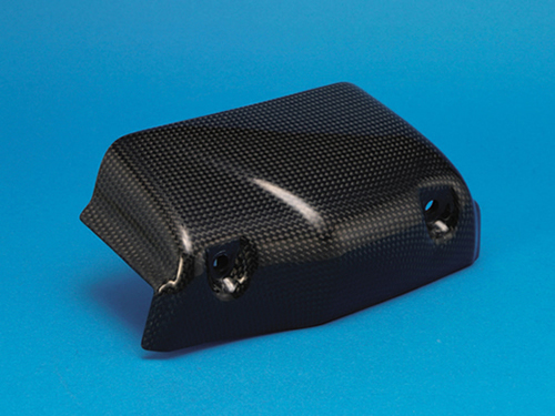【AELLA】碳纖維機油冷卻器外蓋 - 「Webike-摩托百貨」