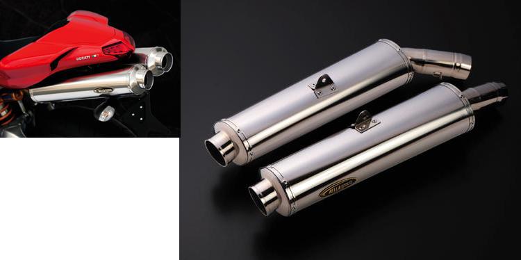 【AELLA】鈦合金排氣管尾段 - 「Webike-摩托百貨」