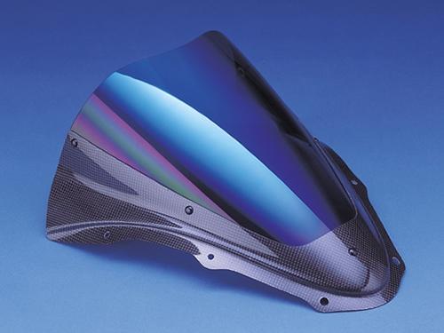 【AELLA】碳纖維裝飾風鏡 - 「Webike-摩托百貨」